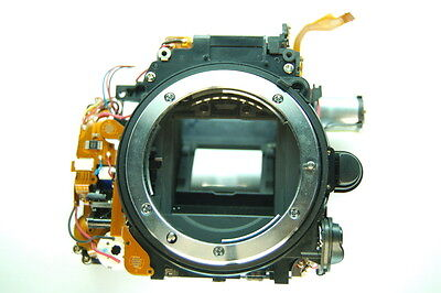 Nikon D7000 Mirror Box Unit with Shutter Blade Aperture Replacement part A0008