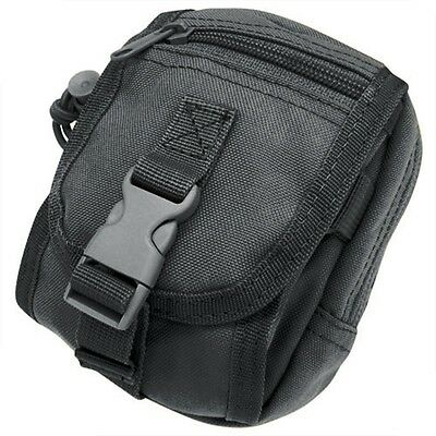 Condor Tactical Gadget Pouch Black MA26-002