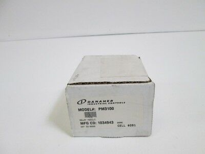 Danaher Relay Module Pm3100 *factory Sealed*