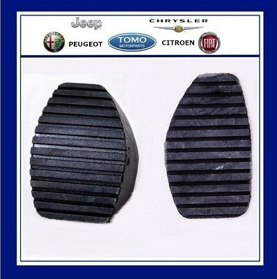 Genuine Peugeot Various Models Brake Pedal Rubber New 450414