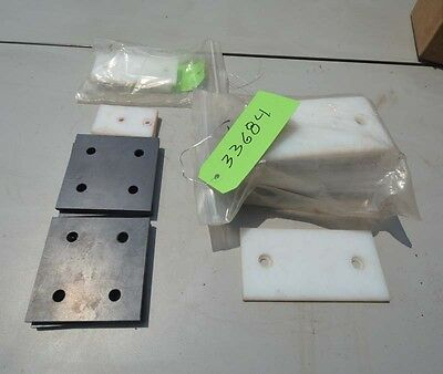 Altec/Telsta Wear Pads Lot of Pads and Tools (Inv.33684)