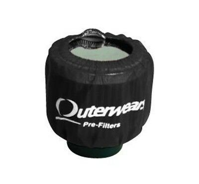 Outerwear Black Shielded Breather Pre Filter Dirt Racing UMP IMCA Outer Wear
