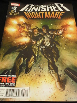 Punisher: Nightmare #2 Gimple (Marvel Comics)