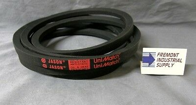 "B49 5L520 5/8"" x 52""  industrial v belt Superior quality to no name products"