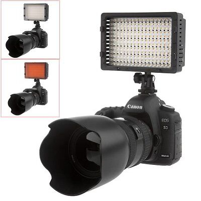 NEEWER CN-216 216PCS LED Dimmable Ultra High Power Panel Camera Cam Video Light