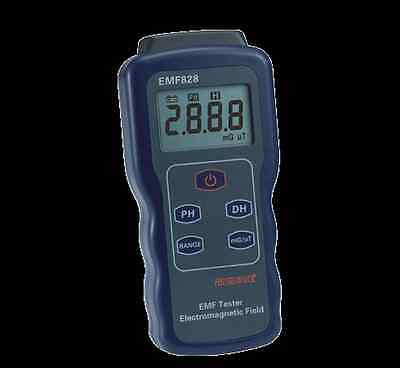 Professional Field intensity Indictor of Low Frequency Emf Meter EMF828, ELECTRO