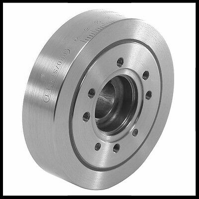 """SBF FORD 5.0 302-351W PRO RACE BALANCER DAMPER 50 oz. EXT WEIGHT 6.40""""  # 24270"""