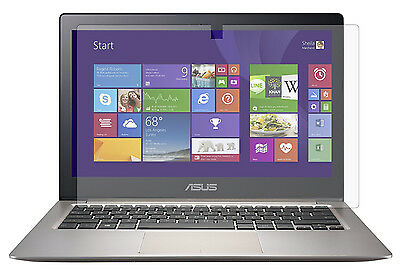 "(Set of 2) Asus Zenbook Ux303 13.3"" Touch Laptop Screen Protector"