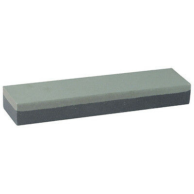 Winco SS-821, 8x2x1-Inch Combination Sharpening Stone with Medium and Fine Grain