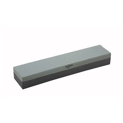 Winco SS-1211, 12x2.5x1.5-Inch Combination Sharpening Stone with Medium and Fine