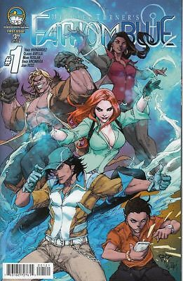 Fathom Blue Vol.1 #1 Cover B (Aspen Comics)
