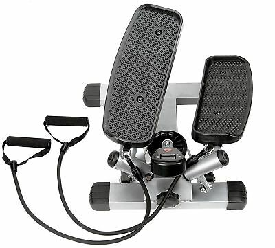 Sunny Health & Fitness Twister Stepper Stepping Stairs Fat Burn Workout, New