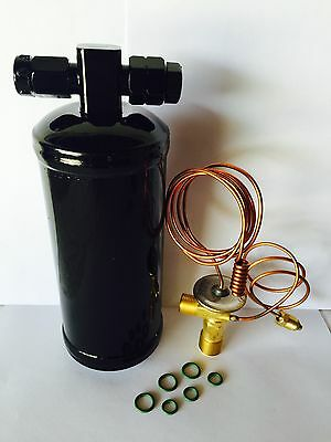68 69 70 71 72 New AC Receiver Drier & Expansion Valve GM Cars a/c General Motor