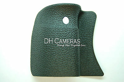 Replacement right front grip rubber unit part for CANON 60D DSLR digita CAMERA