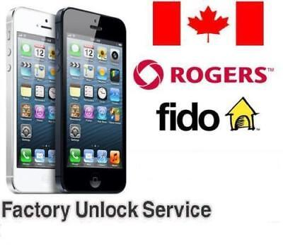 EXPRESS Factory Unlock Canada Rogers Fido iPhone Samsung any brand all mode
