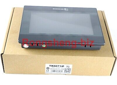 "New Weintek 7"" HMI TK6071IP = TK6070IP Screen Panel Operator INTERFACE TERMINALS"