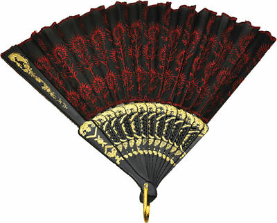 Morris Costumes Accessories & Makeup Egyptian Roman Geisha Fan. FW90512