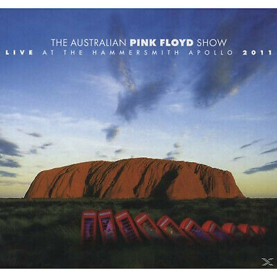 The Australian Pink Floyd - 2011-Live From The Hammersmith Apollo - (CD)