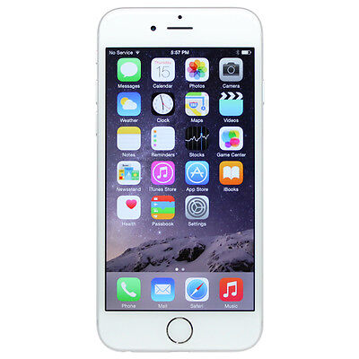 Apple iPhone 6 a1549 16GB (AT&T) - Gold Silver or Gray