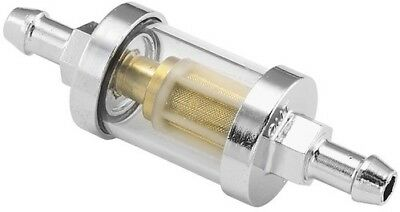 Bikers Choice Clear-View Glass Fuel Filters - Replacement Element 71425H4