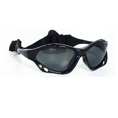 Black Kiteboarding Sunglasses Kitesurfing Kite Polarized Band Windsurf Sports !!