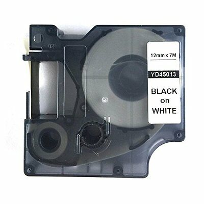 Great Quality Compatible For  LabelManager LabelPoint D1 Label Tape 12mm 9mm