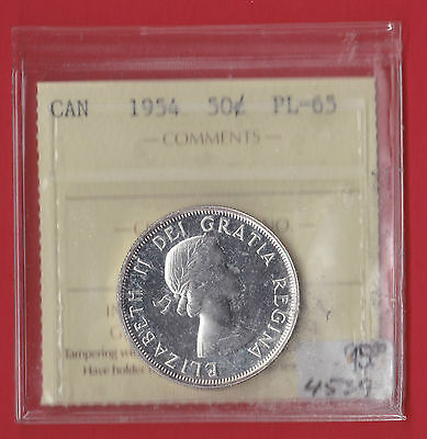 1954-Canada-50-Cent-Silver-Coin-Fifty-Ha