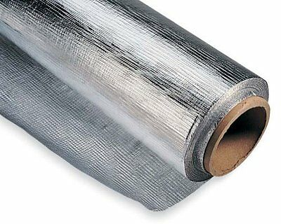 2'x125' Radiant Barrier Solar Attic Non Perforated Foil Reflective Insulation