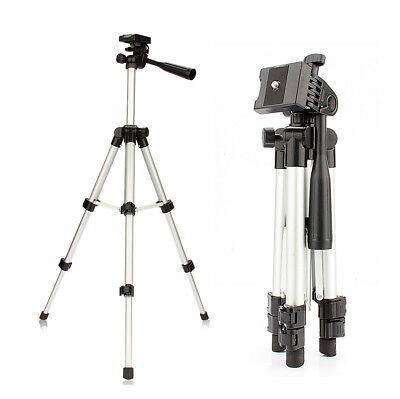 Professional Camera Tripod Digital Camcorder Video For Nikon Canon Sony DSLR ZH