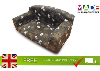 Dog Bed Sofa | Pet Settee | British Manufactured | Fast & Free UK Delivery