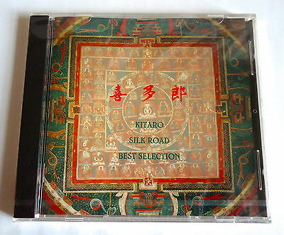 KITARO Silk Road Best Selection JAPAN CD 1993 Mail Order Only L/E NEW SEALED