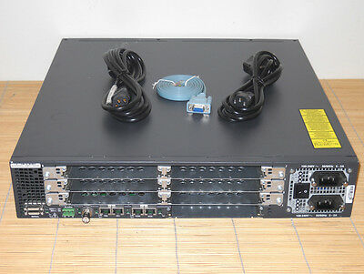 Cisco AS5400HPX AC RPS Dual power PWR Chassis 512MB DRAM AS5400HPX-AC AS54HPX-AC