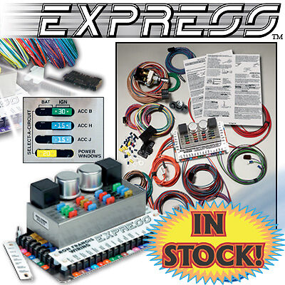 Ron Francis XP-67 - Ford Powered Wiring Kit, Express