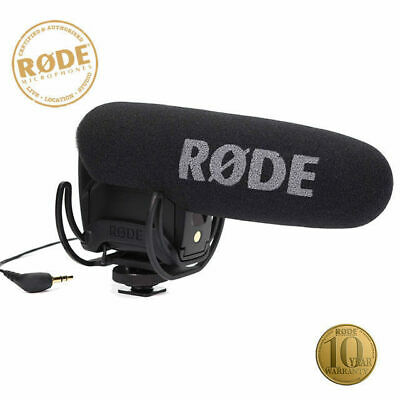 Rode Videomic Pro Super Caridiod Shotgun DV camera Directional Condenser Mic wit