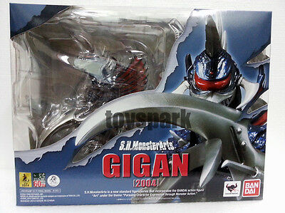 BANDAI S.H. MonsterArts monster Godzilla Final Wars GIGAN 2004 action figure