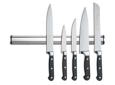 30cm Magnetic Knife Rack Wall Mounted Kitchen Storage Deluxe Holder