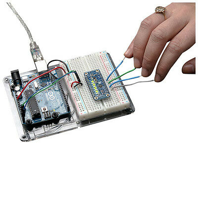 Adafruit 8-Key Capacitive Touch Sensor