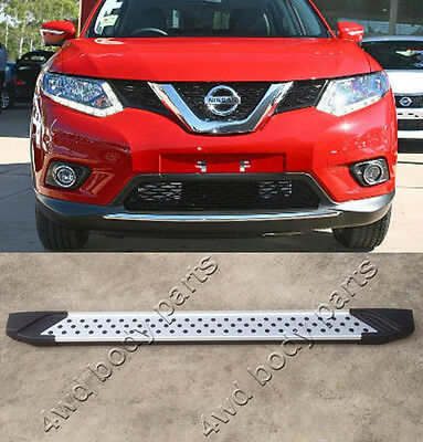 (157) Nissan X-trail Xtrail T32 2014 to 2017 Aluminium Side Steps Running Boards
