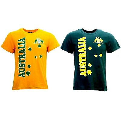 Adult T-Shirt Australian Australia Day Souvenir T Shirt 100% Cotton