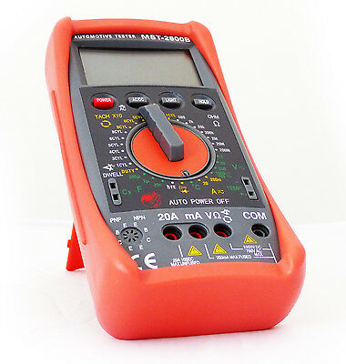Digital Voltmeter Ohmmeter Ammeter Multimeter OHM DC AC Voltage Current Tester