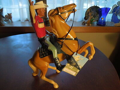 1950's Roy Rogers and Trigger original COMPLETE Hartland  western + hang tag