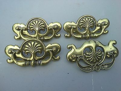 Lot of 4 large  vintage style drawer pull handles Canada