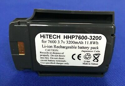 for HHP//HONEYWELL  DOLPHIN 7200 #200-00233  eq Japan Yuasa NiMH2.5A 20 Batteries