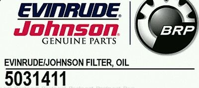 BRP US INC Evinrude/Johnson Oil Filter 5031411