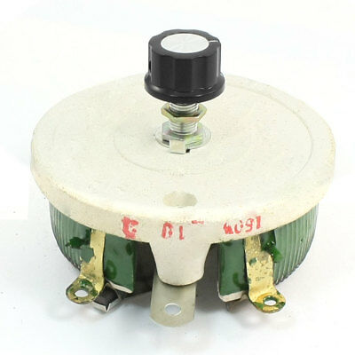 150W 10ohm Ceramic Wirewound Potentiometer Taper Pot Resistor Rheostat