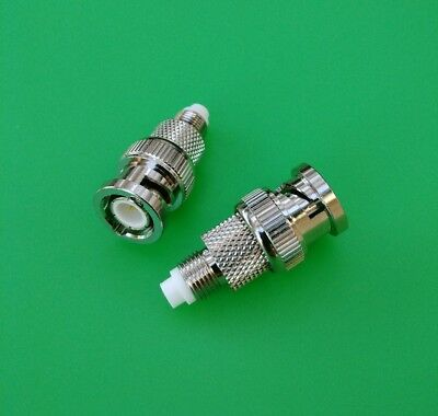 (1 PC) FME Female to BNC Male Connector - USA Seller