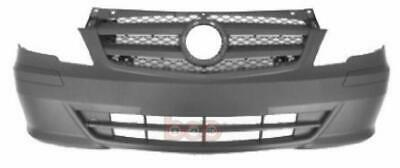 Mercedes Vito W639 2010 - 2015 Front Bumper Textured Like Oem New