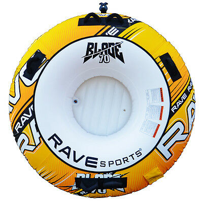 "RAVE Blade - 70""  Boat Towable Inflatable Tube 2639"