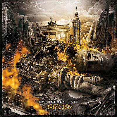 Emergency Gate - Infected (Limited Edition) (CD+DVD)