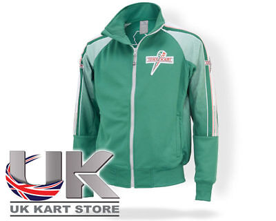 TonyKart / OTK NEW 2015 Sweat Shirt with Full Zip Medium UK KART STORE